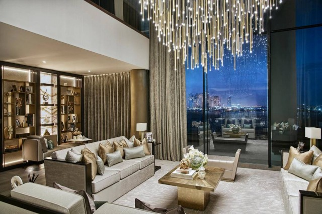 Smart Apartment Luxury - Dubai