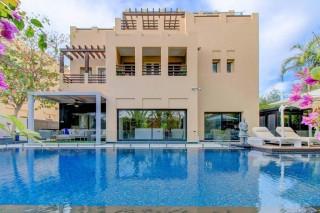 Smart villa in Dubai