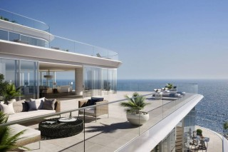 penthouse Sea View on Palm Jumeirah