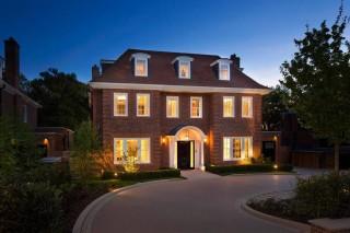 distinguished house - London