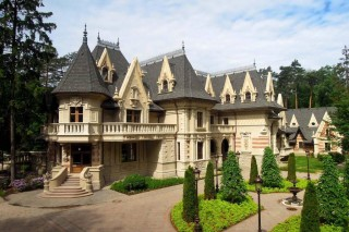 Great palace in Moscow