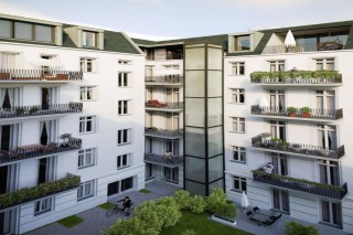 Apartment in a residential complex- Germany