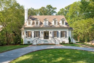 built home in Mecklenburg County