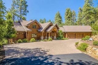 luxury lodge style mountain home - Alabama