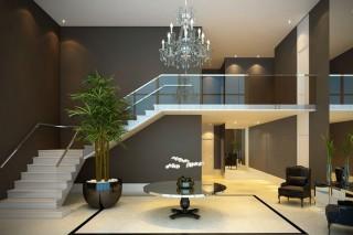 Distinctive apartment in Porto Alegre