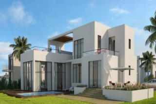 Distinctive housing with distinctive views in AlGuna