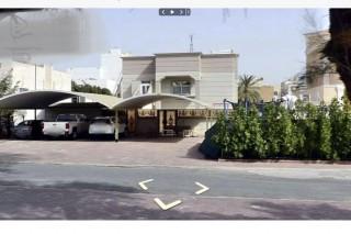 بيت هدام كبير في الروضة بمساحة 750م²