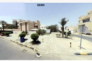 بيت في القادسية قطعة 2 بمساحة 750م²