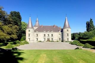 Castle  in Belgium