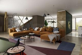Luxury apartment 6 rooms