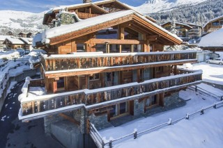 Beautiful chalet resortVerbier
