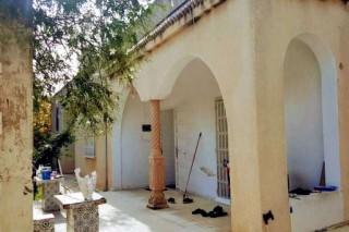 منزل كبير سكرة تونس