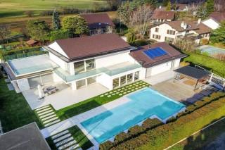 Beautiful architectural villa