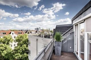 Elegant&luxurious penthouse