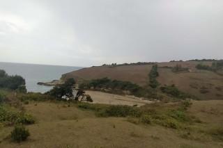 seaside land in Sinop