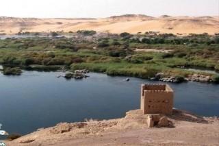 للبيع أرض فى أجمل جزر نهرالنيل